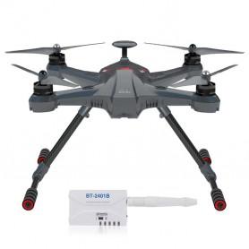 Walkera Scout X4 grå -RTF3 / Devo F12E / G-3D / GoPro Video kabel / GroundStation