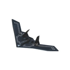 B-2 Stealth m radio / ack / laddare