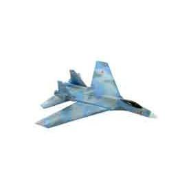 SU-27 fighter m radio / ack / laddare