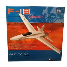 F-18 fighter m radio / ack / laddare