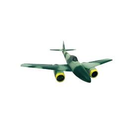 ME-262 RTF m /radio / ack