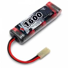 NiMH Batteri 8,4V 1600mAh 2/3A Airsoft