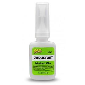 ZAP Gap CA+ 1/2oz 14gr Grön