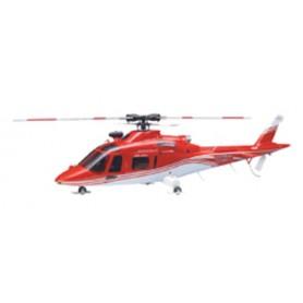 A109 Conv.kit MiniTitan röd/vit