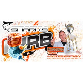 RB Shark9 Limited Edition