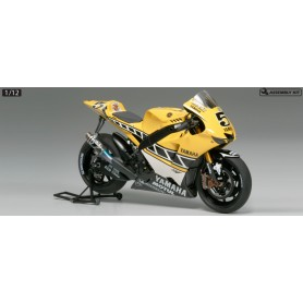 Yamaha YZR-M1 50th Anniversary 1/12